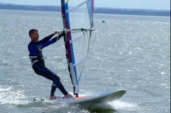 Chałupy Atrakcja Windsurfing FunSurf