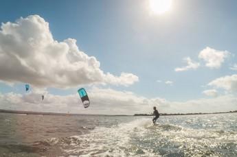Władysławowo Atrakcja Kitesurfing Kite Zone