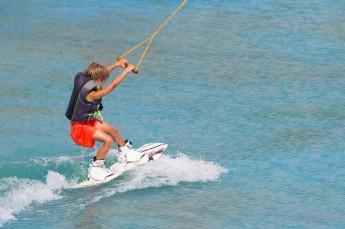 Władysławowo Atrakcja Wakeboarding Kite Zone