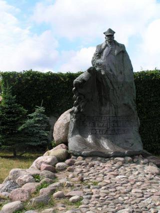 Władysławowo Atrakcja Warto zobaczyć Pomnik Generała Józefa Hallera