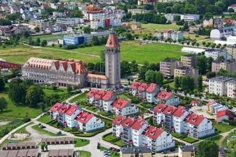 Władysławowo Atrakcja Punkt widokowy Wieża widokowa