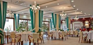 Władysławowo Restauracja Restauracja Rigga Hotel