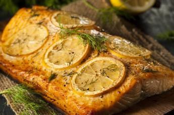 Władysławowo Restauracja Smażalnia ryb polska ryby i owoce morza Bosman II